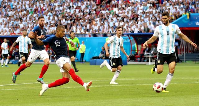2018 FIFA Dünya Kupası İlk Çeyrek Final Takımı Belli Oldu