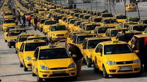 ticari taksi,adli-idari para cezası,ticari taksilere genelge hazırlandı